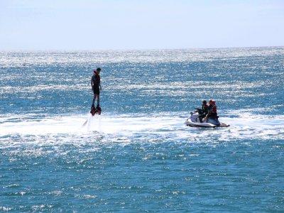 Flyboarding in Puerto Olímpico, 30 Minutes