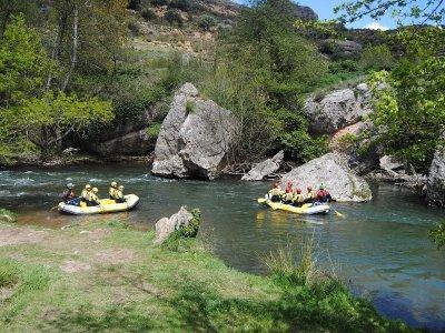 Rafting in Najerilla, Classic Trail, KIDS FEE