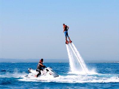 Flyboarding in Barceloneta, 1 Hour