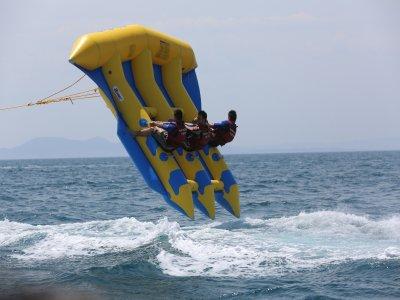 Flyfish + Jet Ski Pack in Barcelona, 40 Minutes