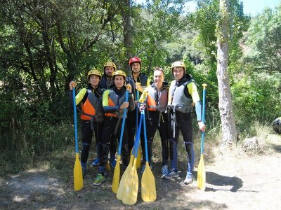 Rafting for Families, Iregua River, KIDS