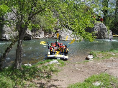 Rafting in Najerilla, Special Families, KIDS FEE
