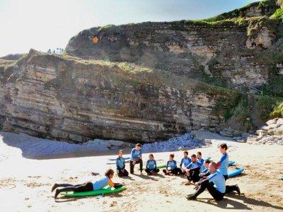 Surf Course in Loredo, Weekend, 4 Hours