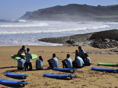 Surfing Classes in Loredo for 5 Days, 10 Hours