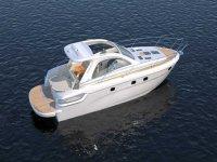 43 foot yacht