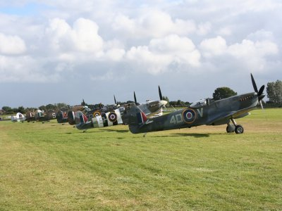 Mithril Racing Aircraft Flights