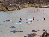 Try some paddleboarding