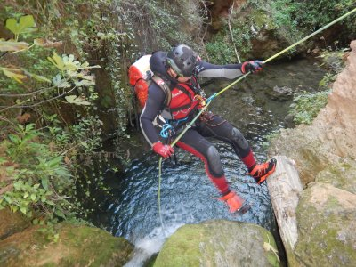 2-Hour Canyoning in Jorox