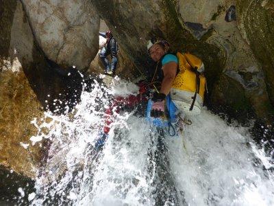 4-Hour Canyoning in La Bolera