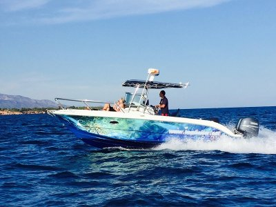 Key Largo 25 BNP Boat Rental in Tarragona, 4h