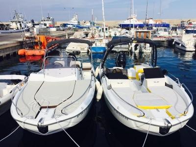 4h Beneteau Flyer Sport 2017 Rental Dorada Coast
