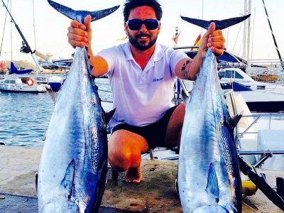 Fishing Giant Tuna in Tarragona, 4 Hours
