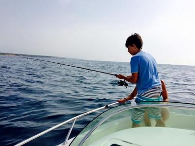 Squid Fishing for Kids, 2 Hours in Tarragona