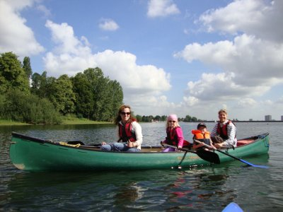 Edgbaston Watersports Canoeing