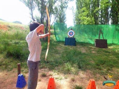 Archery in Huermeces del Cerro, 90 Minutes