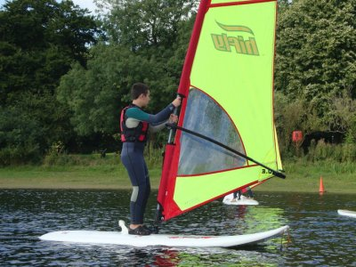 Edgbaston Watersports Windsurfing