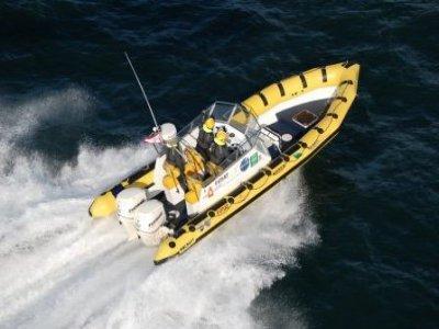 Bembridge Powerboat Training