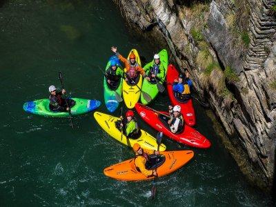Kayak Sort Piragüismo