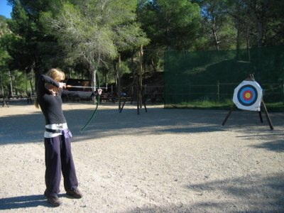 Zip-Line, Archery & Climbing in El Valle
