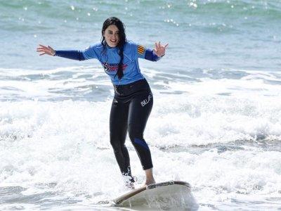 Escola Catalana de Surf Barceloneta Surf