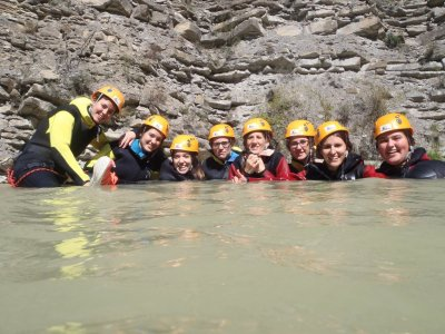 Family Canyoning in Bergua Valley, Adult Fee