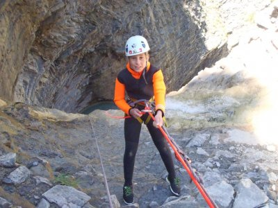 Family Canyoning in Bergua Valley, Kid Fee
