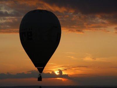 Private Balloon Ride Over Aranjuez