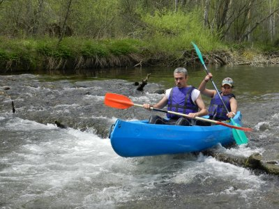 Canoeing Sil River, from Requejo to Cobas del Sil