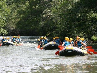 k2 Aventura Tour Rafting