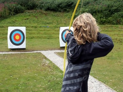 Birthday w. Laser & Archery in Totana, 2h