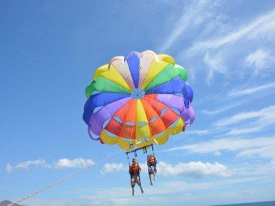 Parasailing in Morro Jable Fuerteventura 10 min