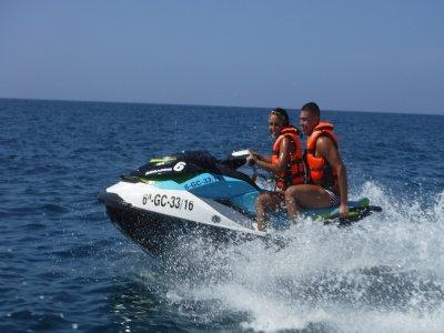 2h Jet Ski Route in Jandía Fuerteventura
