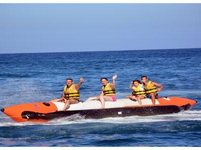 Banana Boat in Morro Jable Fuerteventura 15 min