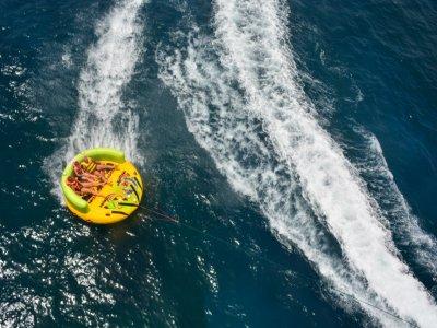 Inflatable Crazy UFO in Morro Jable Fuerteventura