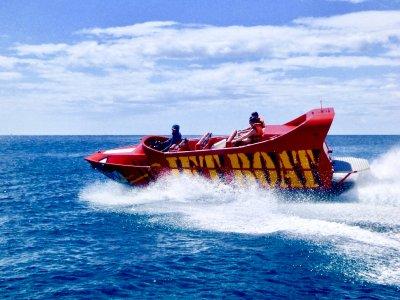 Banana, Jet Boat, Crazy UFO in Jandía Coast