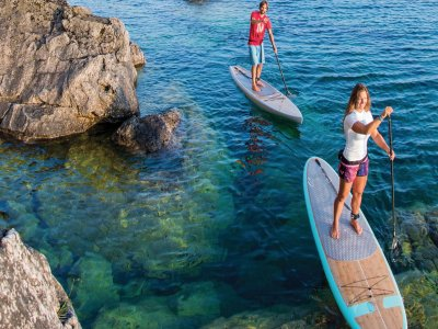 2h Private Paddle Surf Classes, Mojácar