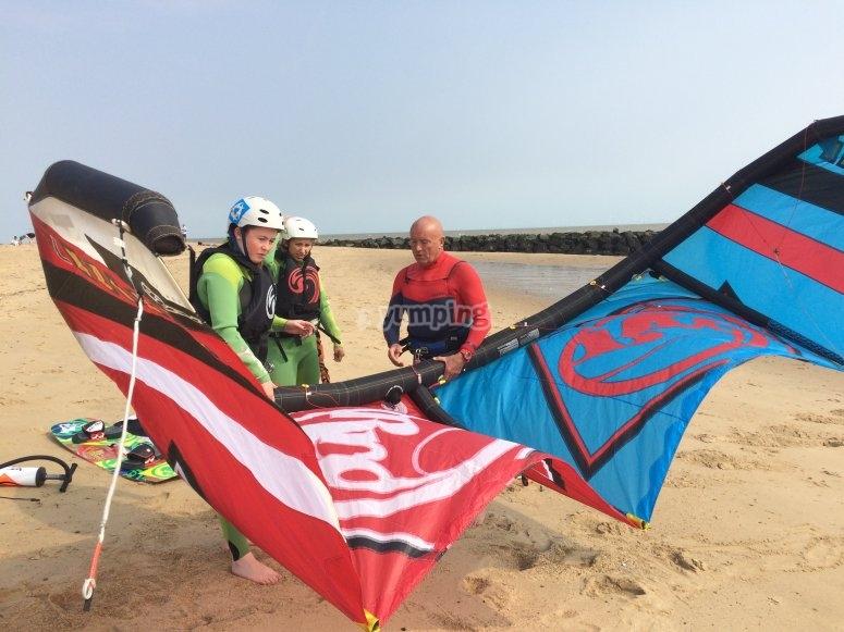 kite flying Lessons
