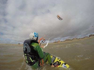 Refresher Kitesurfing Lesson Clacton on Sea 2-2-1