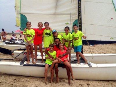 5-Day Nautical Urban Camp in Isla Cristina
