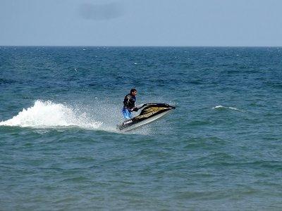 20-Minute Jet Ski Session in Lloret de Mar