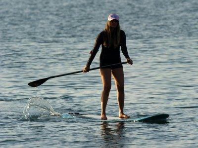 1h Paddle Surfing Excursion, Islas Cristinas