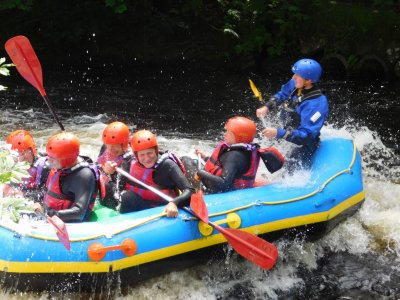The National White Water Centre Rafting