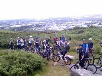 JB Adventures Mountain Biking