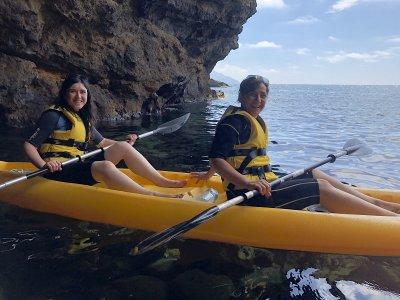 3-Kilometer Kayak Route, Punta Vela