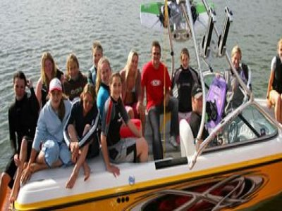 Grendon Lakes Jet Skiing