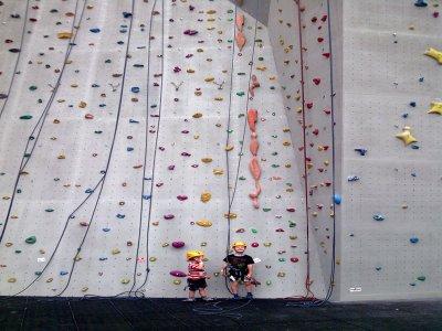 CPS Actvities Climbing