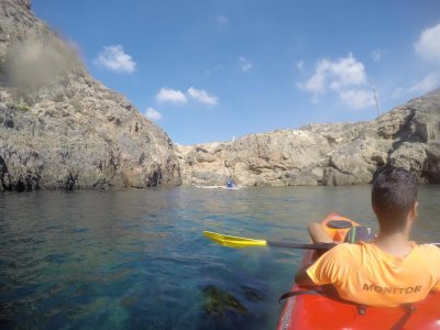 Kayak Tour to Lobos Cave & Amarilla Beach