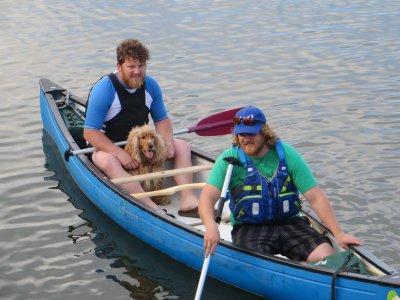 Canoe Trail Canoeing
