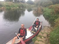have a go at Canoe Trail Canoeing