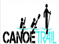 Canoe Trail Canoeing Logo